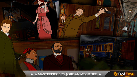 the last express screenshot ipod touch game