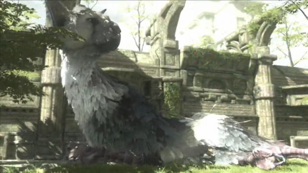 the last guardian-playstation 3 still in production