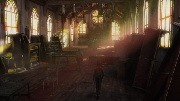 The Last of Us - Church