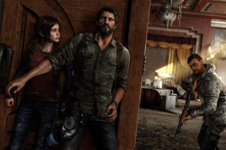 """Best Writing. Most Thought Provoking and Sony Exclusive Game of the Year Nominee: """"The Last of Us"""""""