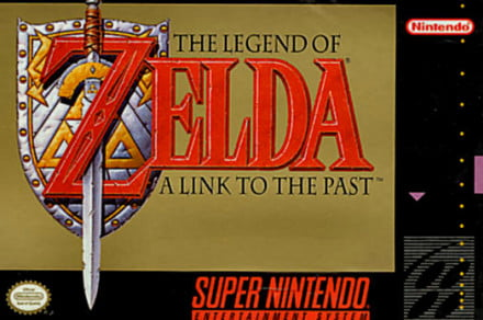The Legend of Zelda Link to the Past