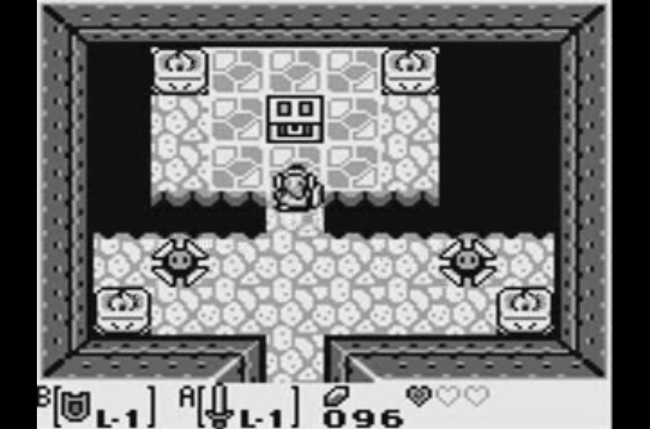 The Legend Of Zelda- Link's Awakening Screen 3