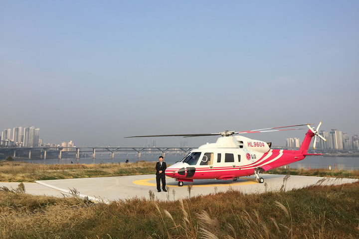 exclusive tour of lgs manufacturing and assembly lines the lg helicopter