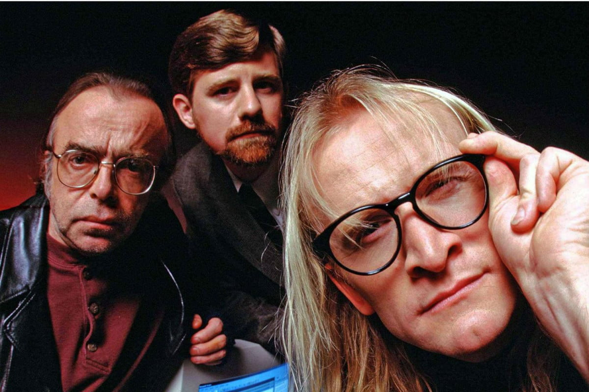the x files lone gunmen
