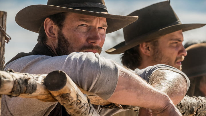 the magnificent seven lives up to its title