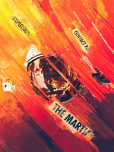 The Martian (Artist Inspiration: Mario Corea Aiello) by Brandon Lee.