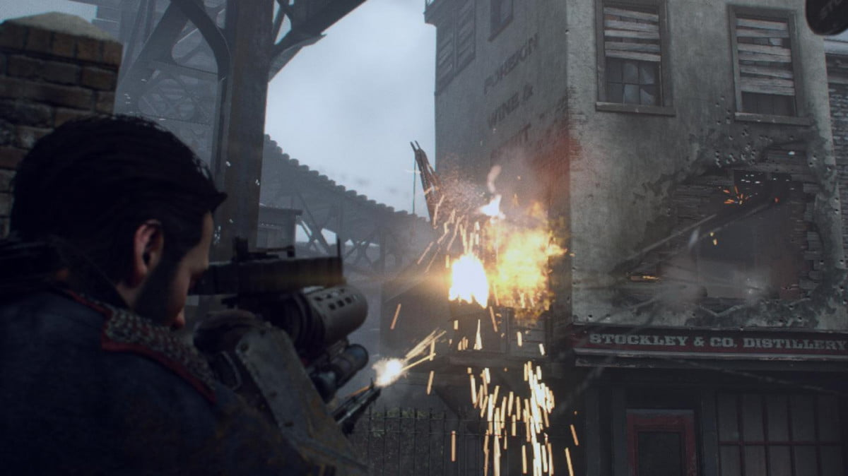 order  delayed early sony says sorry new thermite rifle the screenshot