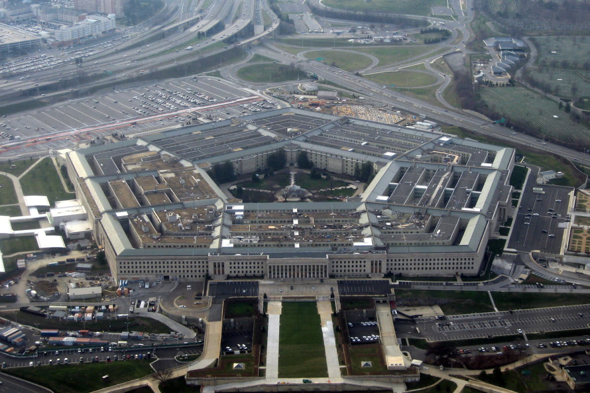 department of defense windows  deployment the pentagon united states