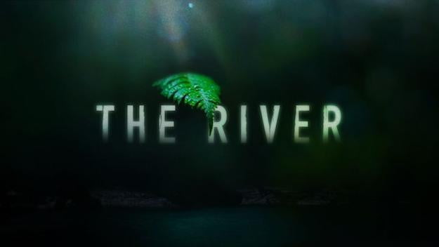 The River ABC Poster