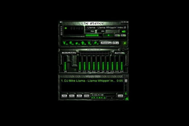 winamp to shut down in december the silence