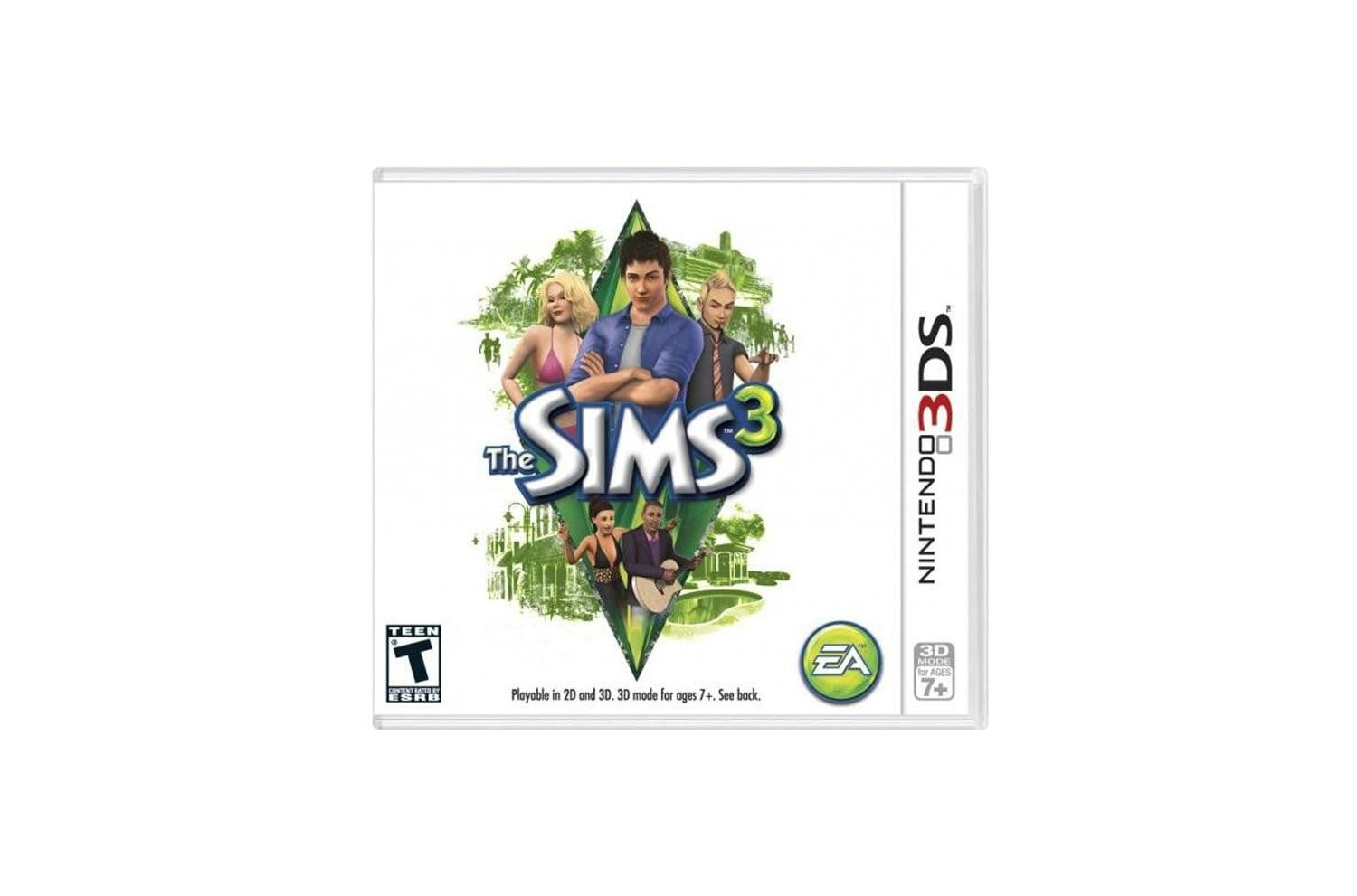 The-Sims-3-on-3DS-cover-art