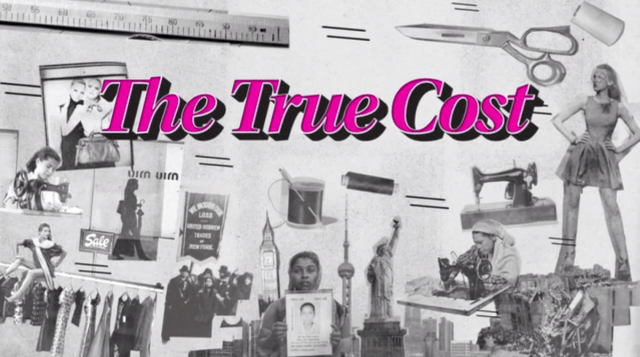a documentary funded by kickstarter unstitches the horrors of clothing industry true cost