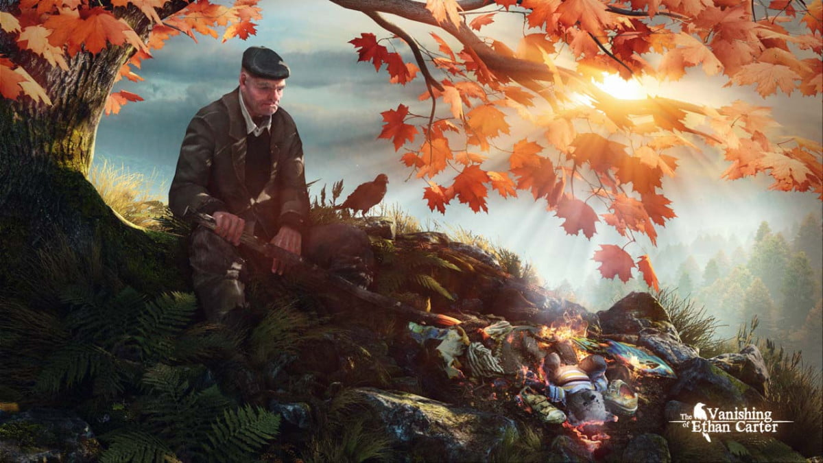 see youll solve vanishing ethan carter commentated gameplay trailer the of