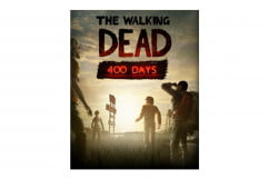 the walking dead  days review press image