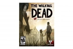 the walking dead game season  review cover art