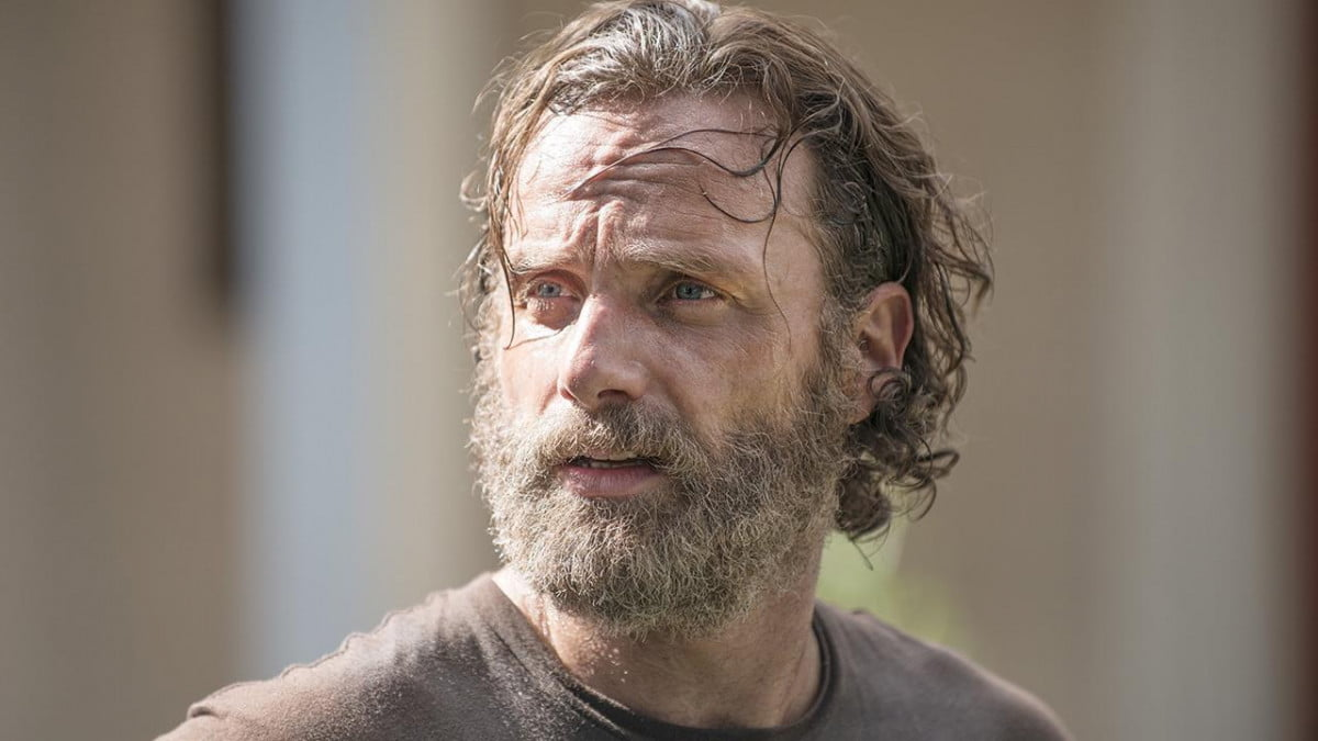 the walking dead weekly recap ricks group goes distance  s e