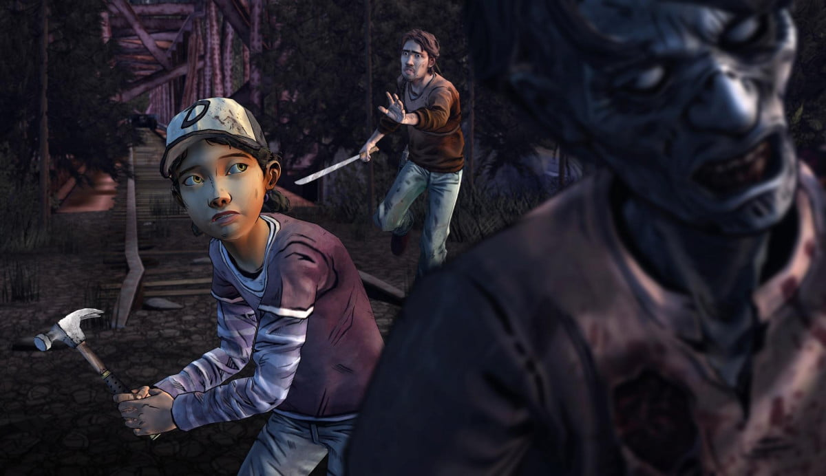exploring telltale games master plan evolve modern storytelling ceo dan connors the walking dead season two  episode a house