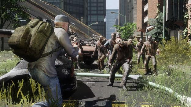 the war z mmo