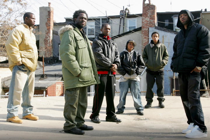 the wire goes hd for christmas marathon cast members reminisce mettler