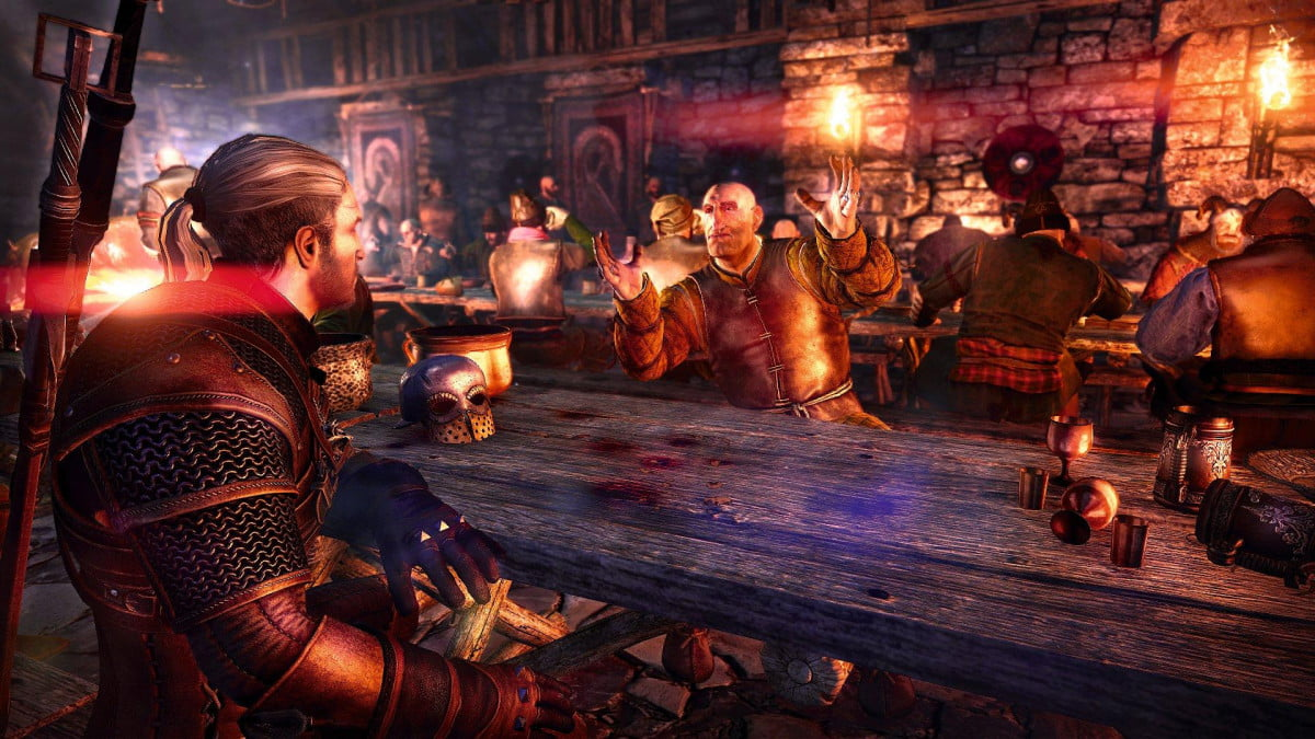 witcher  wild hunt pushed back february the