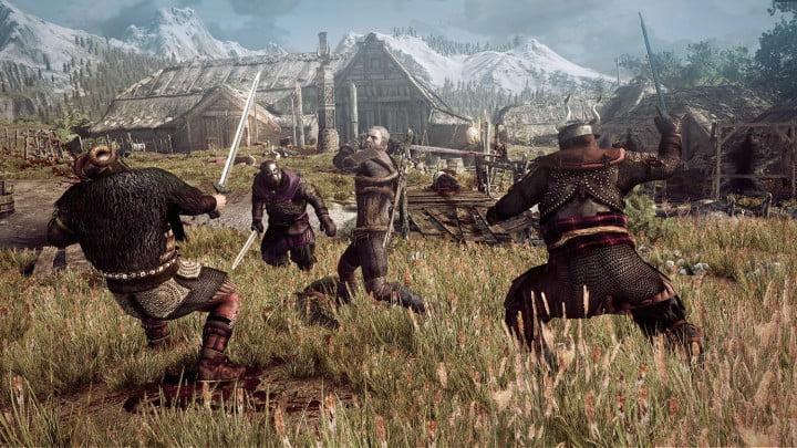 the witcher  wild hunt review
