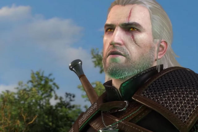nvidia and amd argue over who has the best hair again witcher iii