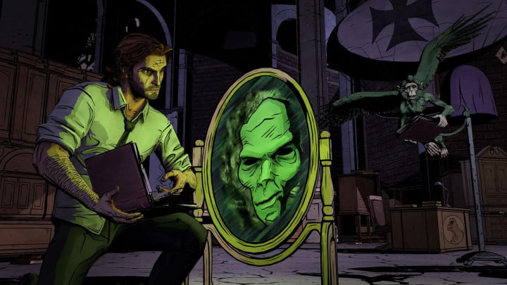 the wolf among us episode one faith review  screenshot