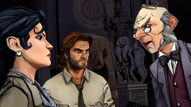 telltale games release episode  wolf among us february the screenshot