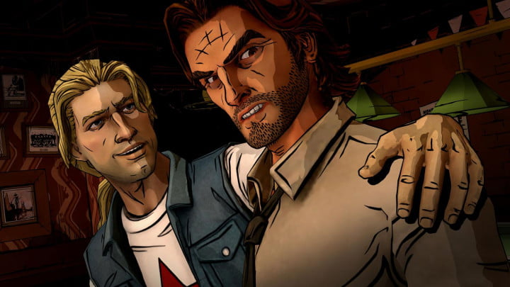 wolf among us episode two smoke mirrors review the  screenshot