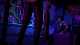 The Wolf Among Us - Episode 2 screenshot 4