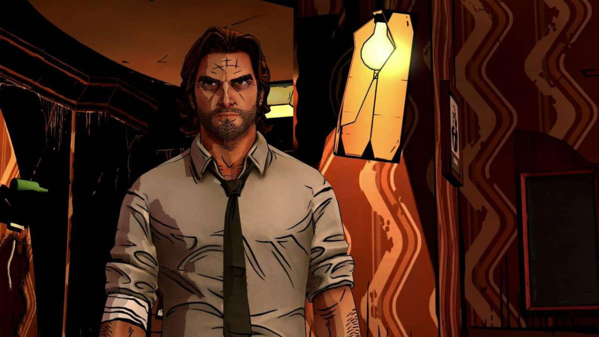 telltale games and lionsgate look to reinvent tv with a super show the wolf among us episode  screenshot