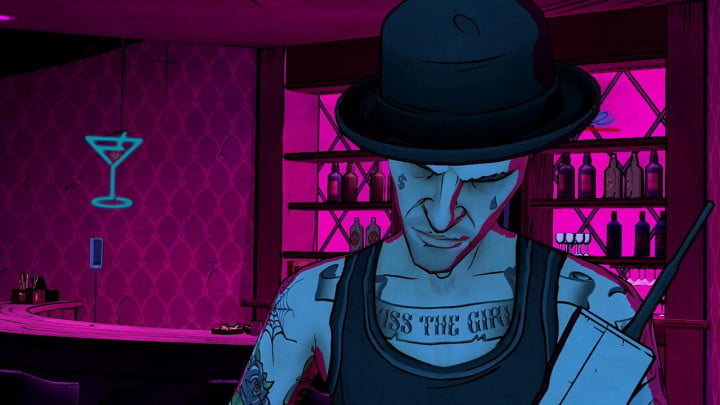 wolf among us episode three crooked mile review the  screenshot