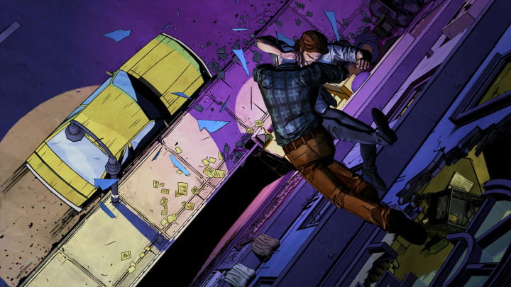 wolf among us season one review the screenshot