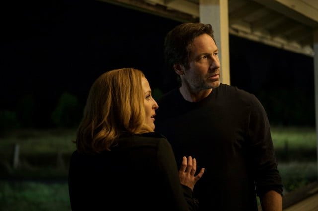the x files premiere ratings revival episodic