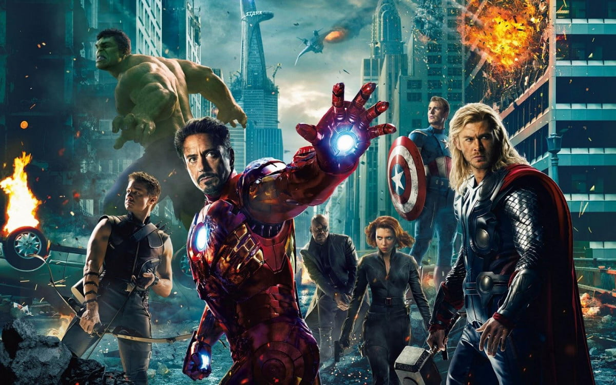 the avengers review all characters poster hd wallpaper vvallpaper net