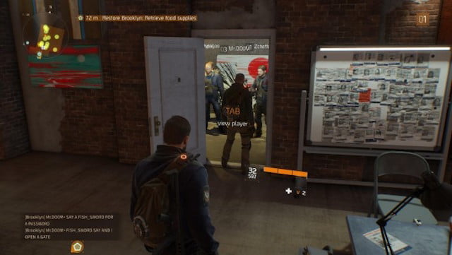the division doorway griefers grief