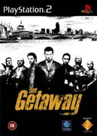 The Getaway PS2 Cover