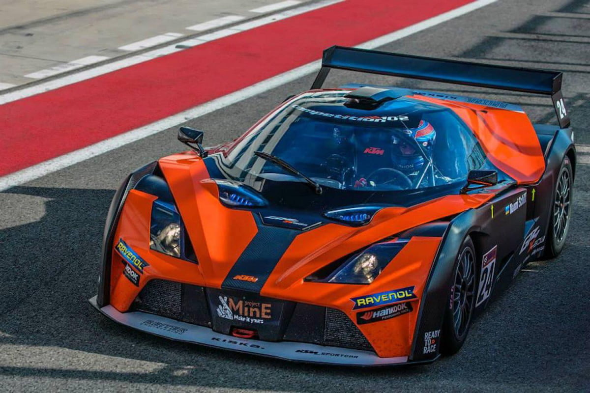 ktm x bow gt pictures