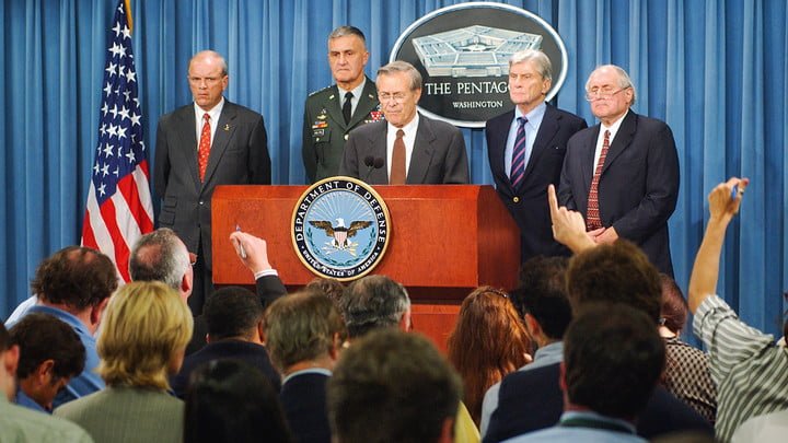 dt  from cyberwarfare to drones the future of conflict is electronic pentagon functioning