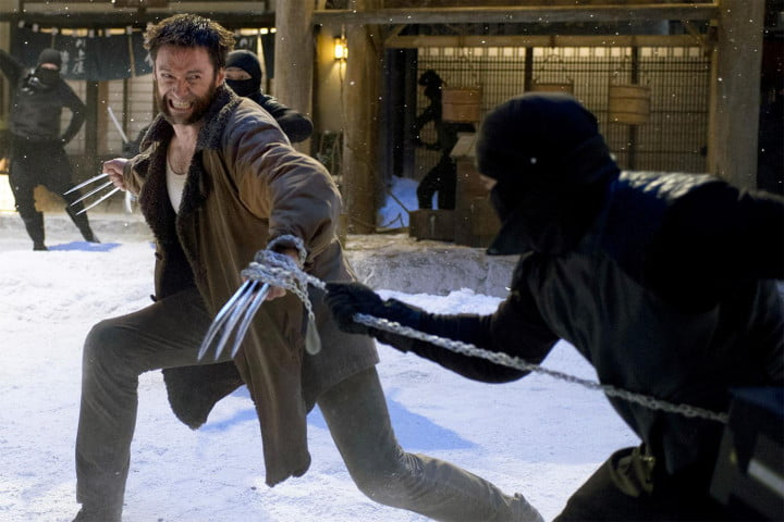 the wolverine review movie