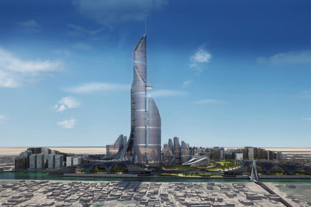 tallest building in the world to be built iraq thebride