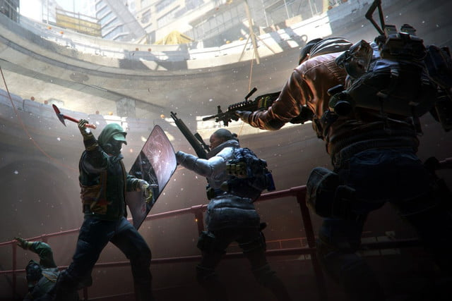 the division update overhauls weapon stats character balance thedivision