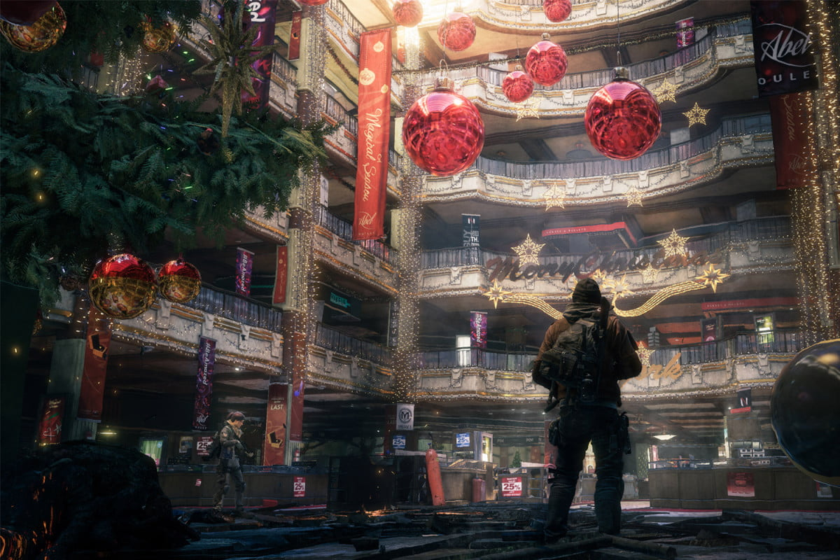 ubisoft the division best first week new game franchise  million thedivisionpretty