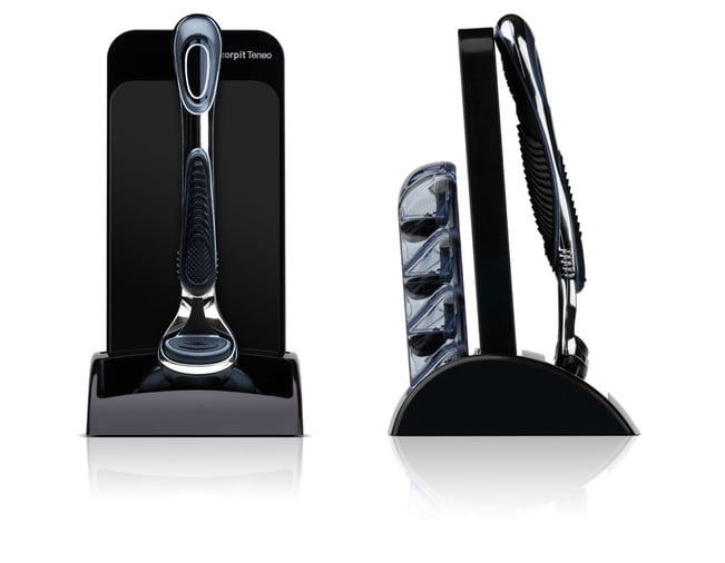 RazorPit Teneo Black Groominglounge razor sharpener cleanser blade save money sale buy purchase review online