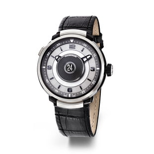 faberge visionnaire, double timezone watch