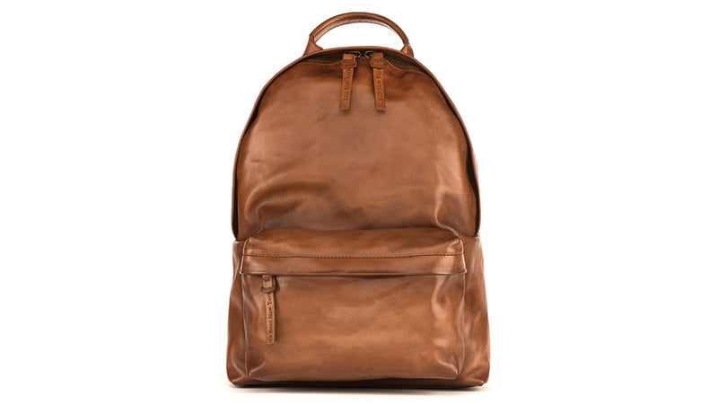 To Boot New York backpack Cognac