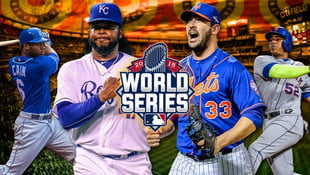 The Mets and Royals square off for the World Series. Photo Credit: Peter Schiller