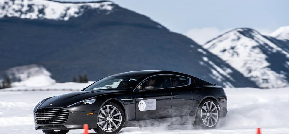 2016 Aston Martin Rapide S, Difference Between FWD and AWD