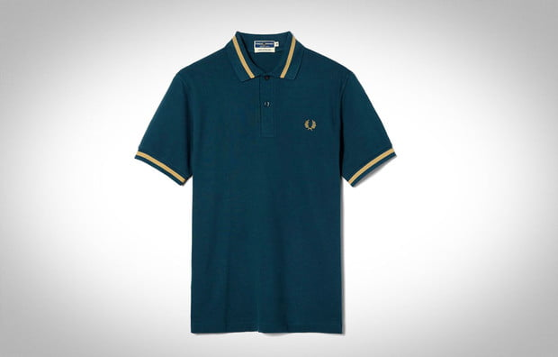 Single Tipped Polo by FRED PERRY