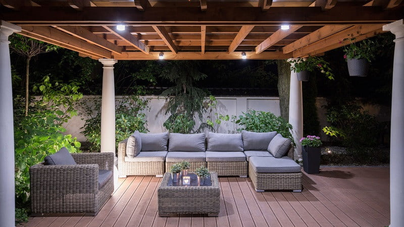 Get the Outdoor Living Room You\'ve Always Wanted | The Manual